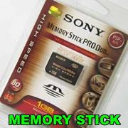 memory sticks para varios usos!