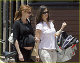 Julia Roberts & Her Heavily Pregnant Belly in Venice, CA 6.14 MQ5