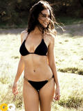 Emmanuelle Chriqui Bikini Photoshoot From June GQ Magazine