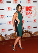 Alicia Keys  - MTV Europe Music Awards in Germany 11/11/12