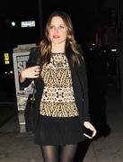 Sophia Bush @ out at Roger Room in West Hollywood, Los Angeles, CA - March 7th 2012