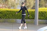 Николь Кидман, фото 1992. Nicole Kidman going for an early morning run in San Francisco - March 25, foto 1992