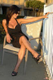 Дениз Милани, фото 2967. Denise Milani CALI SUNSET:, foto 2967