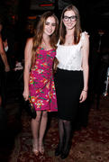 Anne Hathaway Harvey Weinstein And Dior's Oscar Dinner 23-02-2011