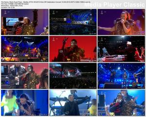 Black Eyed Peas - Medley (FIFA WC2010 Kick-Off Celebration Concert 10-06-2010-HDTV)