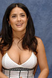Salma Hayek @ Ugly Betty press conference