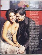 Sarah Shahi ~ Hollywood Life ~ Magazine May/June 2005 {X2}