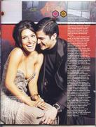 Sarah Shahi ~ Hollywood Life ~ Magazine May/June 2005 {X2}