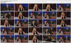 Amy Poehler @ Late Show w/David Letterman 2012-11-20