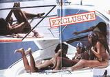 Lebanese singer Haifa Wahby sunbathing on a yacht. Foto 12 (Ливанские певицы Хайфа Уахби, загорая на яхте. Фото 12)