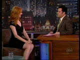 "Judy Greer - cute and leggy on ""Jimmy Kimmel Live"" (2-28-08)"