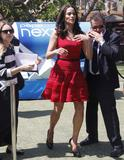ADDS Paula Patton @ Pepsi Next Promotion at The Grove in LA | April 9 | 237 pics + 212